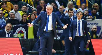 Ομπράντοβιτς: «Είχαμε άλλο σκεπτικό στο τέταρτο δεκάλεπτο»