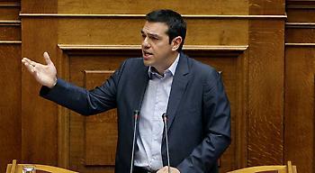 Τσίπρας: Έντιμος συμβιβασμός η συμφωνία του Eurogoup