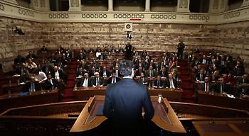 Μητσοτάκης: Με τη σημερινή κυβέρνηση η χώρα βουλιάζει στο τέλμα της παρακμής