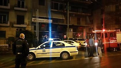 Eμπρησμός σε μάντρα αυτοκινήτων στην Αλεξάνδρας