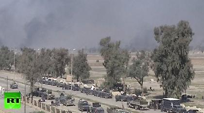 Aπελευθερώθηκε από τους τζιχαντιστές η πρώτη γειτονιά δυτικά της Μοσούλης