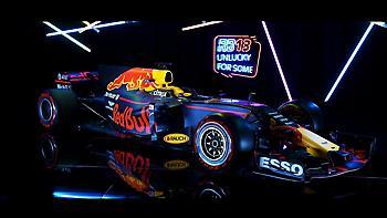 Εντυπωσιακή η νέα Red Bull
