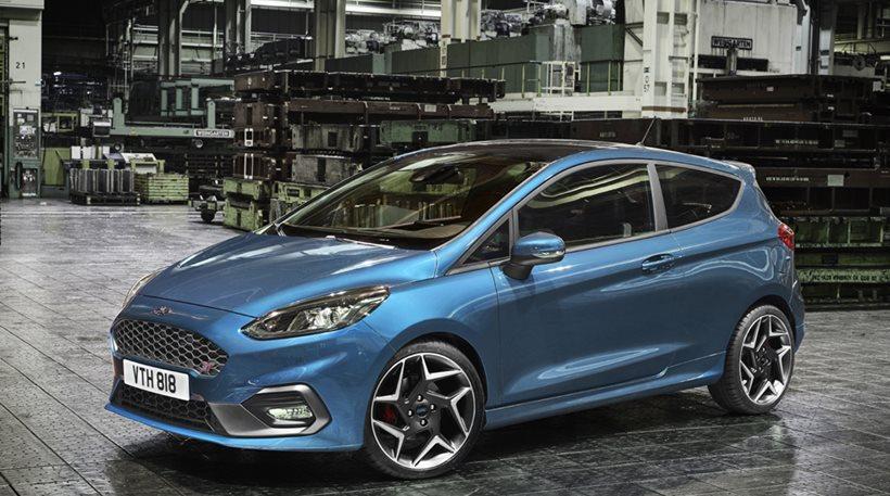 Ντεμπούτο για την Επόμενη Γενιά Ford Fiesta ST στη Γενεύη
