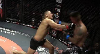 Απίστευτο διπλό νοκ άουτ σε αγώνα MMA (video)