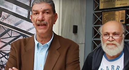 Ο Κώστας Πετρόπουλος στο «Μπαμ και Κάτω»
