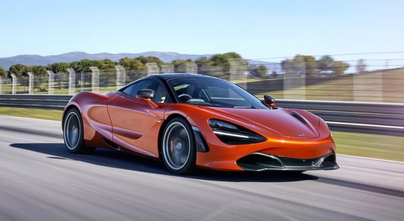 Ο ήχος της McLaren 720S είναι σαν… μουσική. Και ευθύνεται ένας Έλληνας! (video)