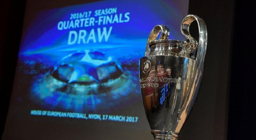 Champions League: Βγήκαν τα ζευγάρια της προημιτελικής φάσης