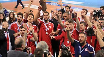 Συγχαρητήρια της ΚΑΕ Ολυμπιακός στους Κυπελλούχους