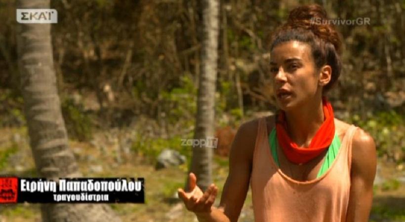 Survivor: Πέφτουν οι μάσκες! «Καρφί» Ειρήνης Παπαδοπούλου για Λάουρα Νάργες…