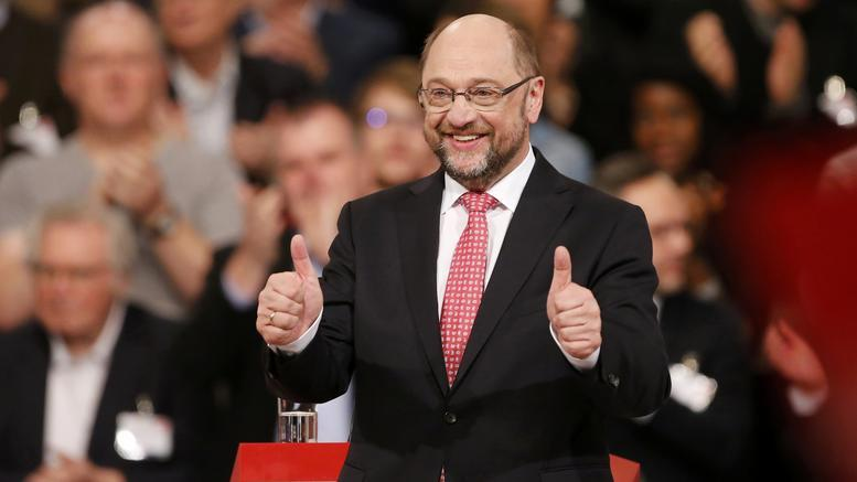 Ο Μάρτιν Σουλτς εξελέγη ομόφωνα επικεφαλής του Σοσιαλδημοκρατικού Κόμματος