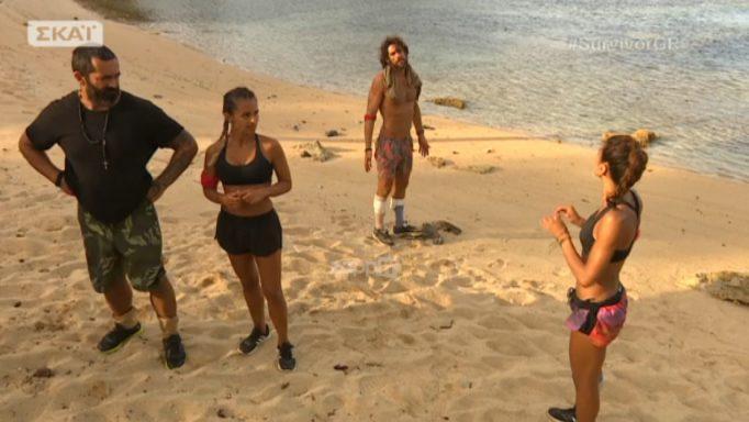 Survivor: Έξαλλη η Παπαδοπούλου με Σπαλιάρα! Το άγνωστο περιστατικό που αποκάλυψε! (video)