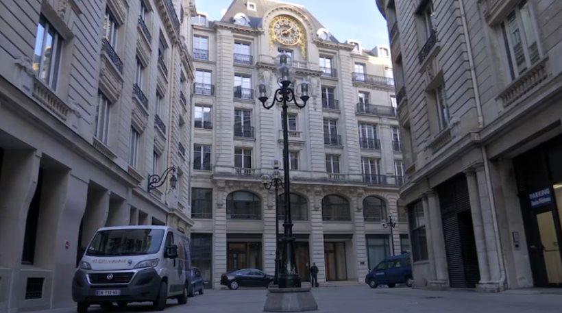 Παρίσι: Aπειλή για βόμβα στα γραφεία της οικονομικής εισαγγελίας (vid)