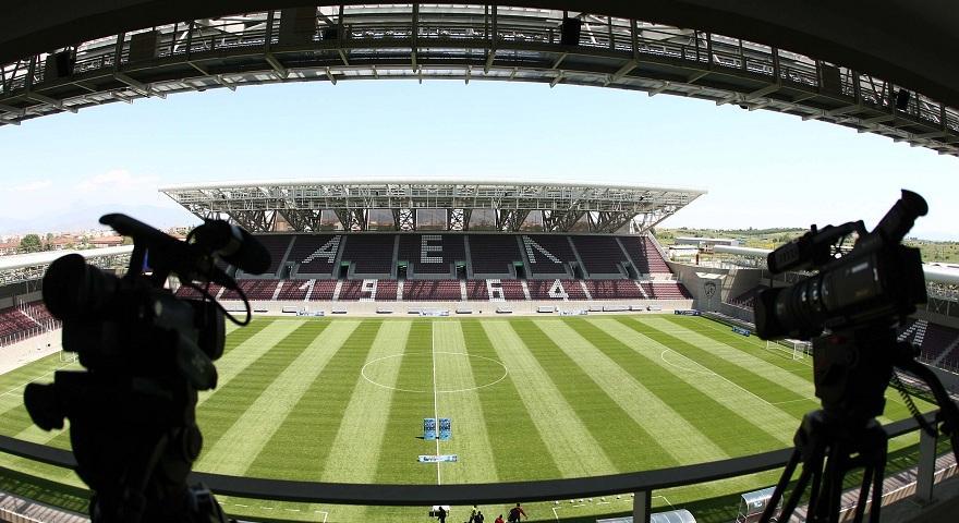 Εξετάζεται και το AEL FC Arena για τον τελικό του Κυπέλλου