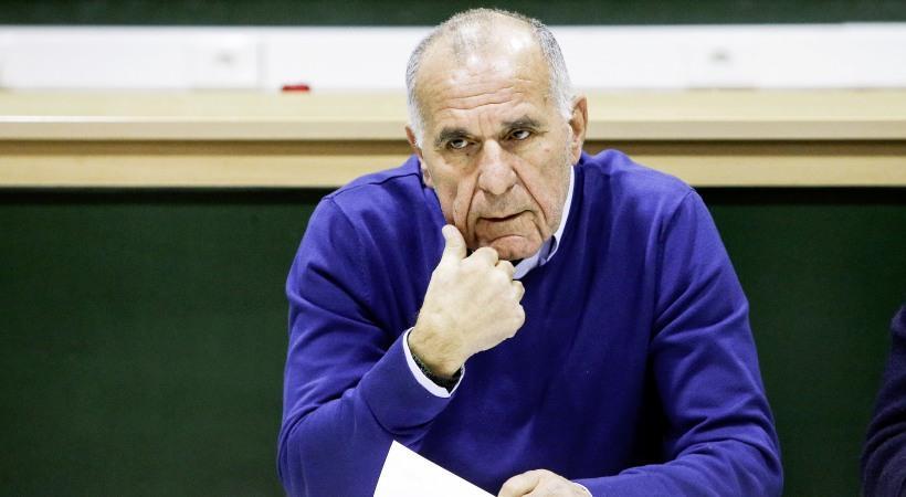 Κωνσταντίνου: «Θέλουμε τον Ολυμπιακό στα ημιτελικά»