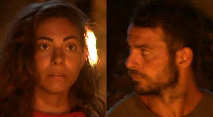 Survivor: Αυτός είναι ο λόγος που η Ευρυδίκη Βαλαβάνη ψήφισε τον Γιώργο Αγγελόπουλο!