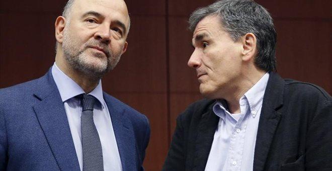 Τσακαλώτος: Διαπιστώθηκε από κοινού oυσιαστική πρόοδος στο Eurogroup