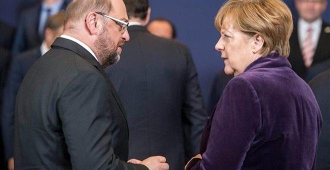 Γερμανία: Προβάδισμα μίας μονάδας για το SPD