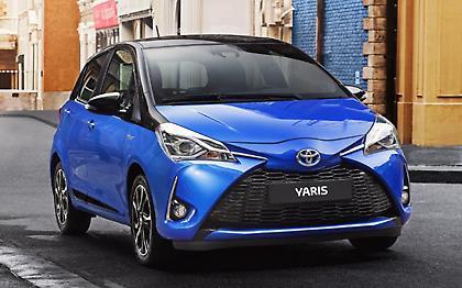 Τα πάντα για το νέο Toyota Yaris
