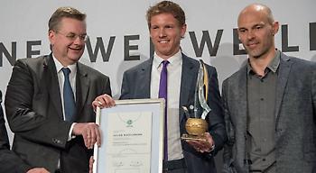 Προπονητής της χρονιάς στην Γερμανία ο 29χρονος Νάγκελσμαν