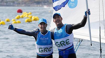 Εθνικές και προεθνικές ομάδες στις ολυμπιακές κατηγορίας Ιστιοπλοΐας