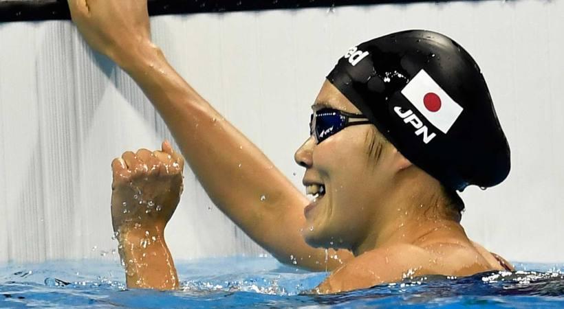 Χάνει το Παγκόσμιο κολύμβησης η Κανέτο