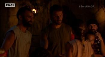 Survivor: Ο απίστευτος αποχαιρετισμός της Σόφης Πασχάλη στον Γιώργο Αγγελόπουλο!