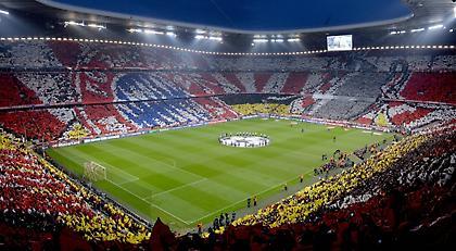 Τα πιο γεμάτα γήπεδα της Ευρώπης