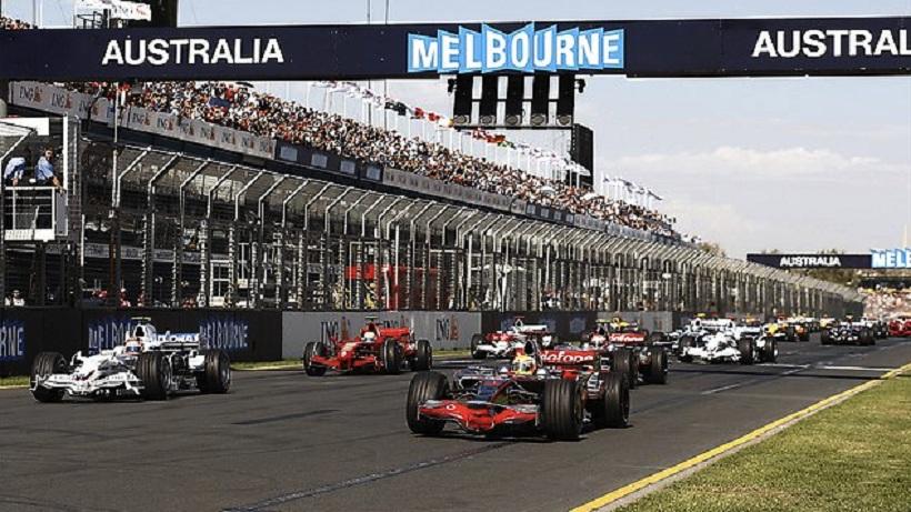F1: Πρώτη σύνδεση με Αυστραλία