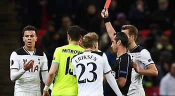 Τιμωρία τριών αγωνιστικών στον Ντέλε Άλι από την UEFA