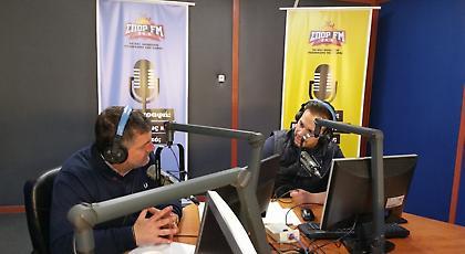 Ολόκληρη η εκπομπή του Ντέμη στον ΣΠΟΡ FM 94,6
