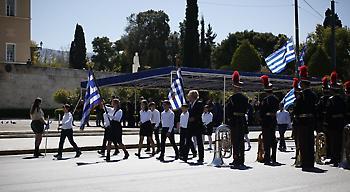 Κλειστό το κέντρο της Αθήνας για τη στρατιωτική παρέλαση-Οι κυκλοφοριακές ρυθμίσεις