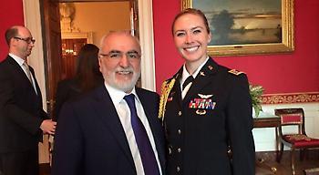 Ο Ιβάν Σαββίδης στον Λευκό Οίκο (pic)