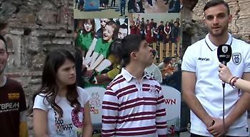 ΠΑΟΚ: «Σύνδρομο Down & PAOK Action – Είμαστε όλοι ίσοι» (video)
