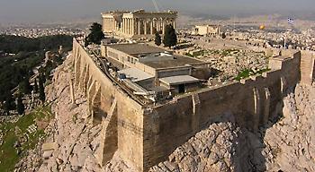 Οταν η αρχαία «Κλεψύδρα» της Ακρόπολης τροφοδότησε νερό τους Ελληνες το 1826