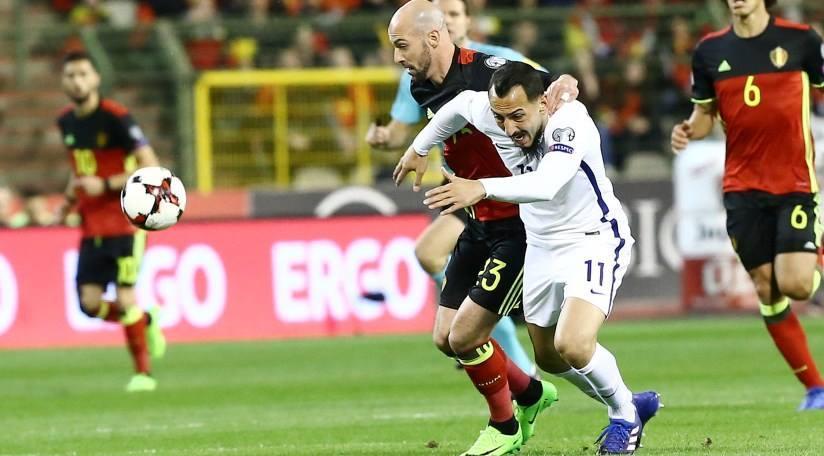 Προκριματικά Μουντιάλ: Βέλγιο - Ελλάδα 1-1 (video)
