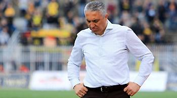 Κωστένογλου: «Δεν δείξαμε ότι θέλουμε να κερδίσουμε»