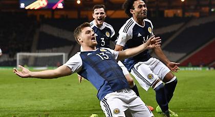 Σκωτία-Όμπλακ 1-0!