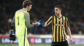 Λαμπρόπουλος: «Να χτυπάς το κεφάλι σου που δεν πήρε το πρωτάθλημα η ΑΕΚ»