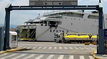 Βρέθηκε απαγχονισμένος άντρας στο λιμάνι του Πειραιά