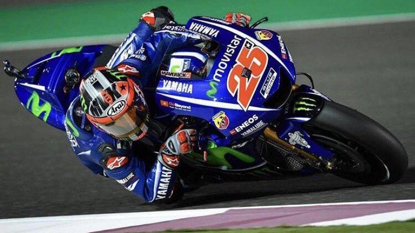 Θρίαμβος Yamaha στο Κατάρ