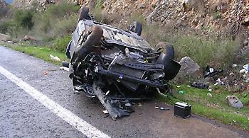 Τραγωδία στον Εύοσμο: Τέσσερις νεκροί σε τροχαίο δυστύχημα