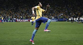 Έκλεισε θέση στο Παγκόσμιο Κύπελλο η Βραζιλία (vids)