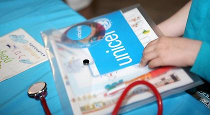 Όλα έτοιμα για τον ραδιομαραθώνιο της UNICEF στις 6 Απριλίου