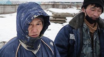 Βορειοκορεάτες «σκλάβοι» εργάζονται σε απάνθρωπες συνθήκες για το νέο γήπεδο της Ζενίτ