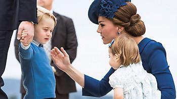 Κέιτ Μίντλετον για πρίγκιπα Τζορτζ: Δεν έχει ιδέα τι τον περιμένει