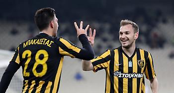 Μπακάκης: «Είμαστε πολύ κοντά με την ΑΕΚ»