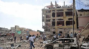Πράσινο φως από τον Τραμπ στο Πεντάγωνο για περισσότερα πλήγματα στη Σομαλία