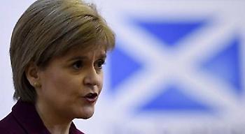 Επίσημο αίτημα της Σκωτίας για δεύτερο δημοψήφισμα ανεξαρτησίας