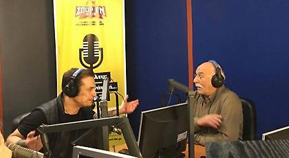 Ολόκληρη η εκπομπή του Ντέμη στον ΣΠΟΡ FM 94,6 (audio/video)