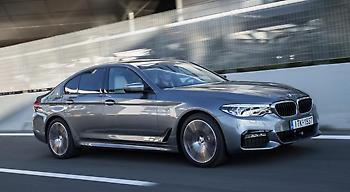 Νέα BMW Σειρά 5, ξεχωριστή τεχνολογία και πολυτέλεια